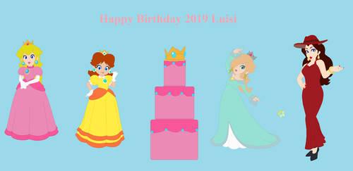 Happy Birthday Luisi 2019