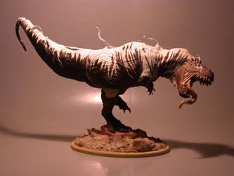 venomsaurus rex by taboada