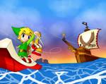 Zelda: Wind Waker (Manga)