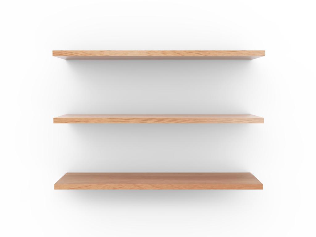 Repisas de madera JPG by GianFerdinand
