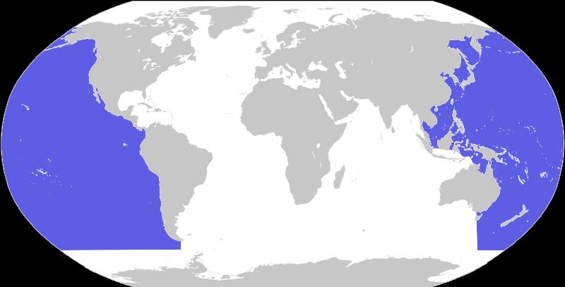 Mapa Oceano Pacifico Jpg By Gianferdinand On Deviantart
