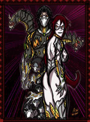 Unholy Union by Arma-works