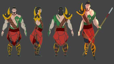 Character-design-practice
