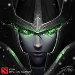 DotA2 - Phantom Assassin