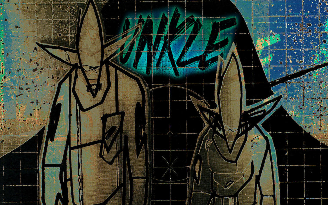 UNKLE wallpaper2 by diDprojects