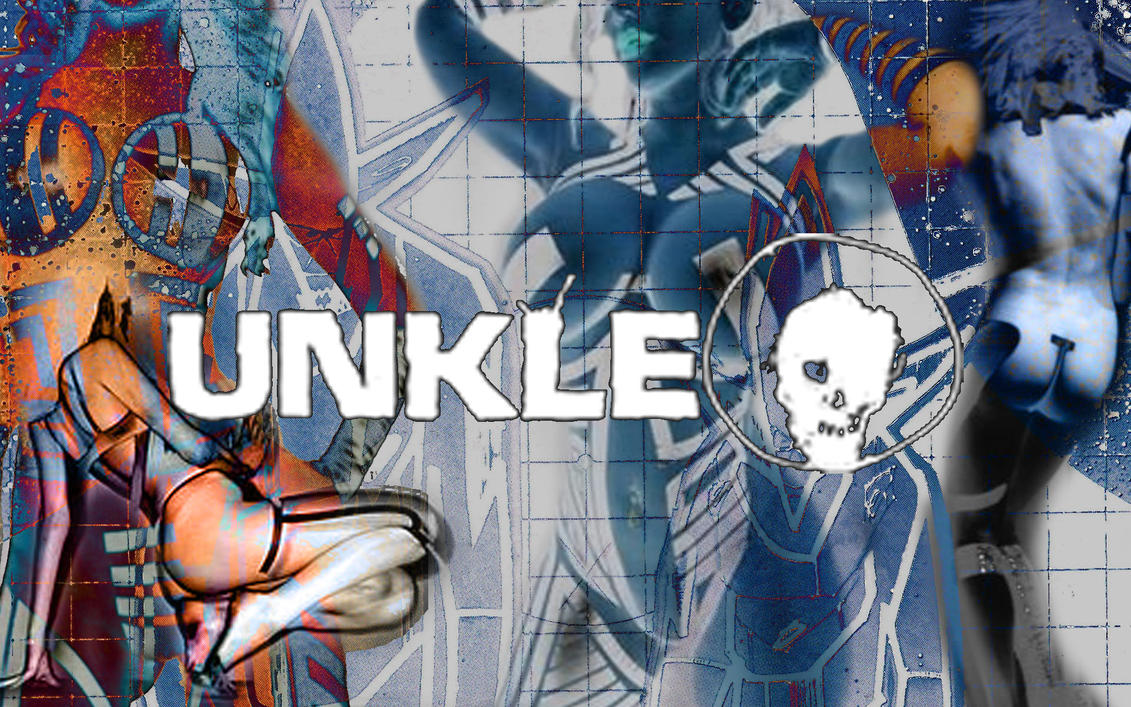 UNKLE wallpaper4 by diDprojects