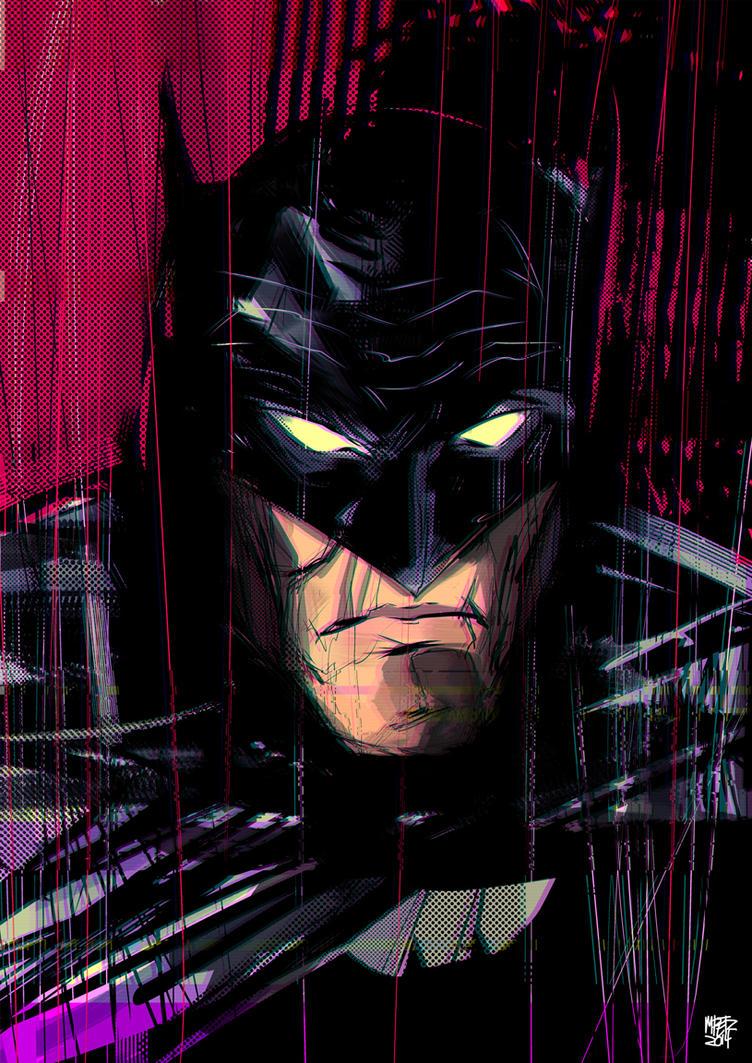 Batman Warm Up by MatthewPetz