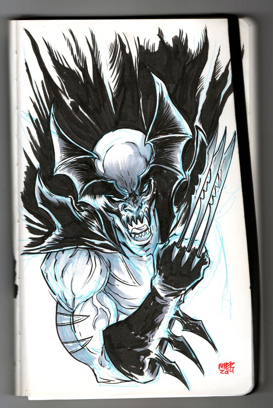 Darkclaw by MatthewPetz