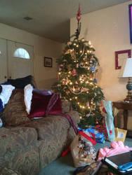 Christmas Tree 2015 by heartstuck