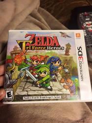 The Legend of Zelda by heartstuck