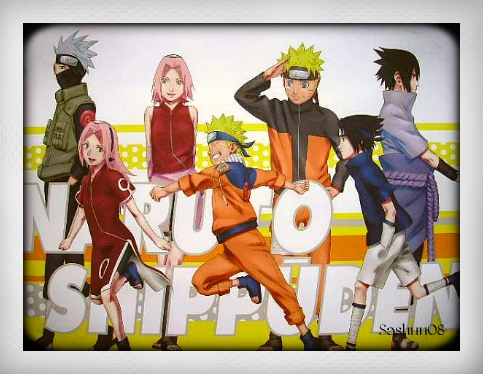 Team Minato Grown Up