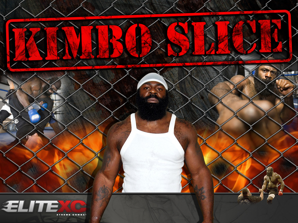 Kimbo Slice by xstortionist