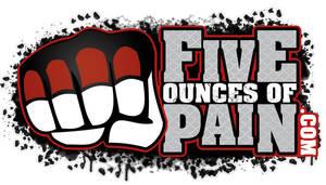 Five Ounces of Pain Logo