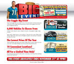 The Big Event Web Site