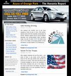 Acura Newsletter