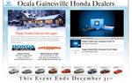 Happy Honda Days Web Site