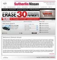 sutherlin web design by xstortionist