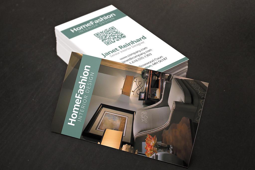 interior designer business cards by xstortionist