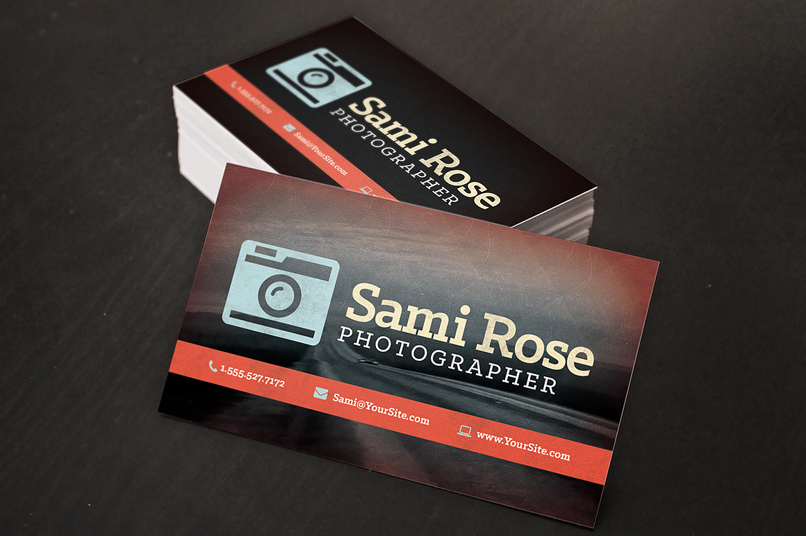 Vintage graphy Business Cards by xstortionist on