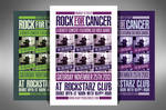 Music Charity Event Flyer