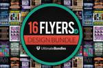 16 Flyer Templates Bundle