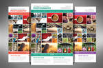 Photography Collage Flyer Template