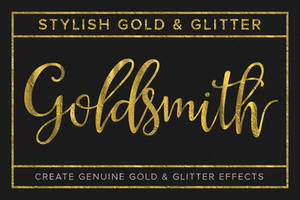 Goldsmith Gold and Glitter Textures by xstortionist