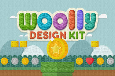 Yoshi's Woolly World Inspired Design Concept by xstortionist