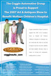 Childrens Benefit Magazine Ad