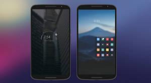 Nexus 6 setup