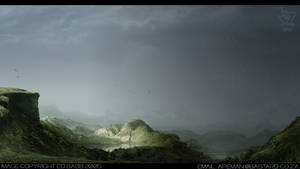 Matte Painting: Jungle Fever