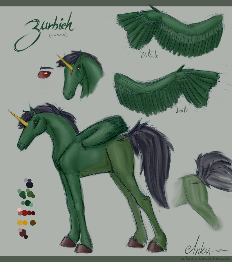 Reference ~ Zurbieh by Ankaa-C