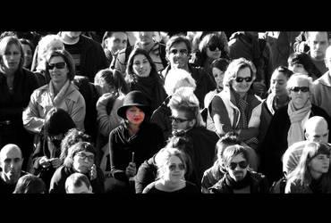 crowd by tizyweb