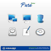 _pure icon_7ICONS DOWNLOAD by kidaubis