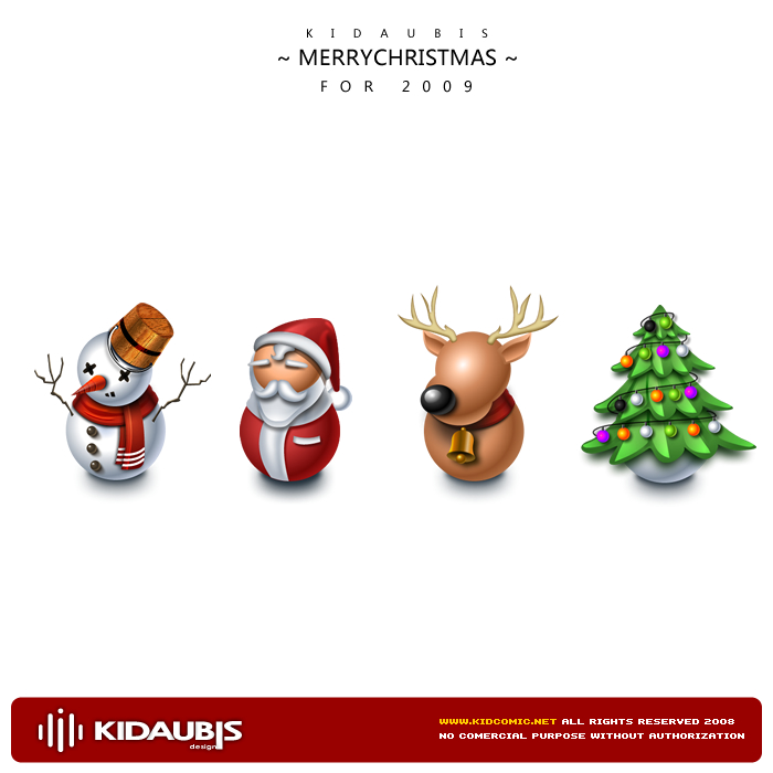 2009 Christmas icon