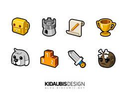 game icon by kidaubis