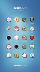 QQ desktop pro by kidaubis