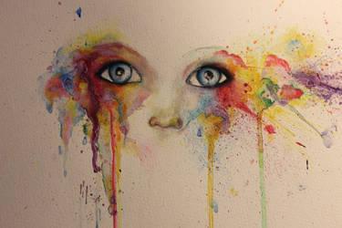 aye/eye :) by shib123