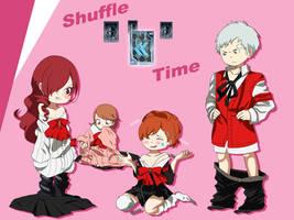 Shuffle Time Mishap by Thirdsync