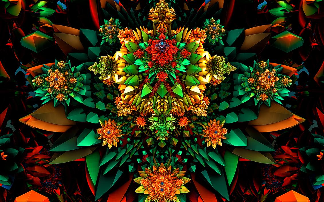Mdb Flower by Mark-Rezyka