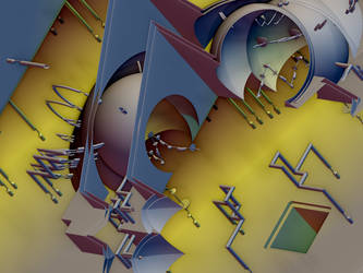 M's Toy House by Mark-Rezyka