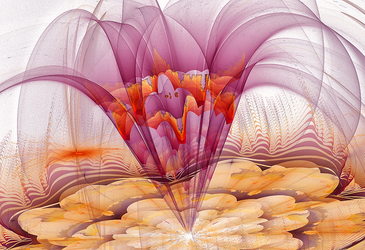 Water Flower by Mark-Rezyka