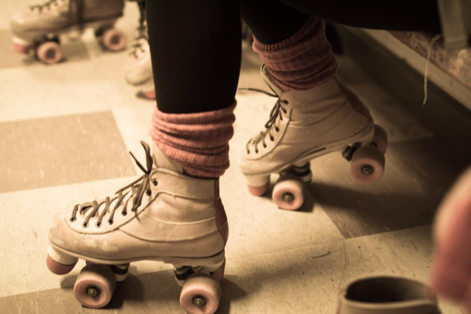 Roller-Skating by Thedarksurge