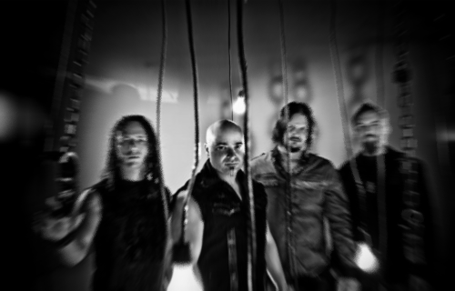 Disturbed Band by Wingweaver666