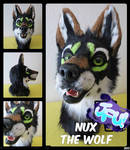 Nux the Wolf