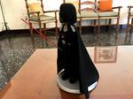 Darth Vader amigurumi doll