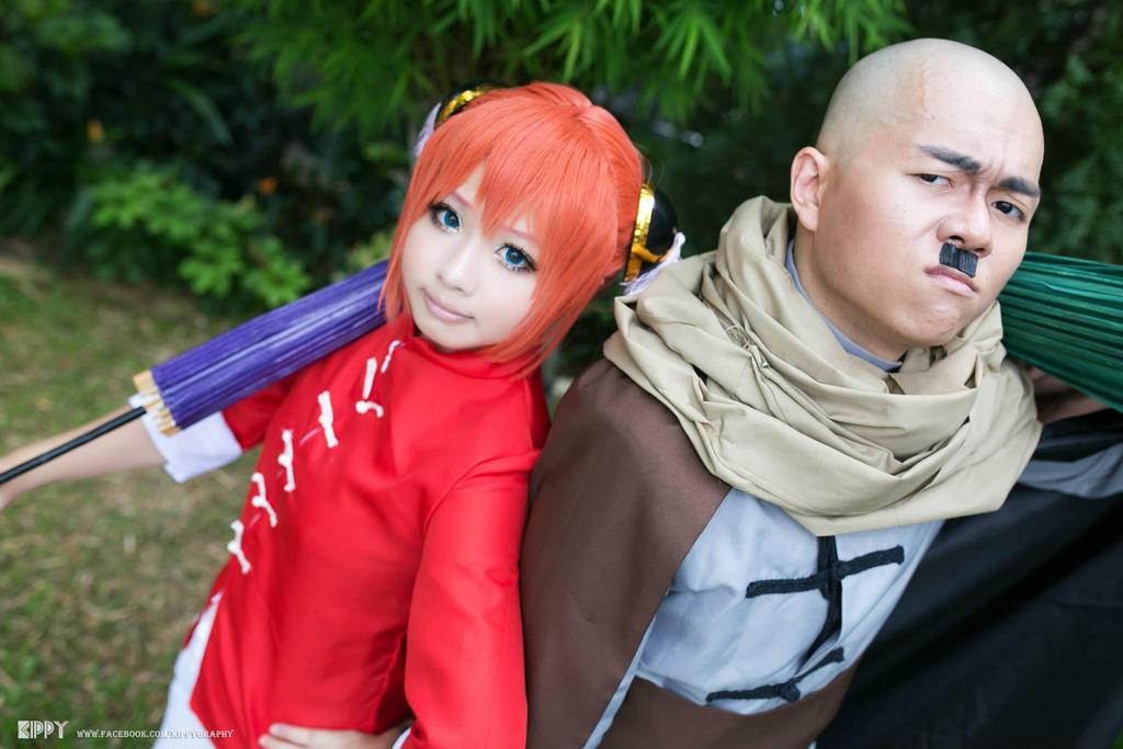 Father and Daughter by KikueShino