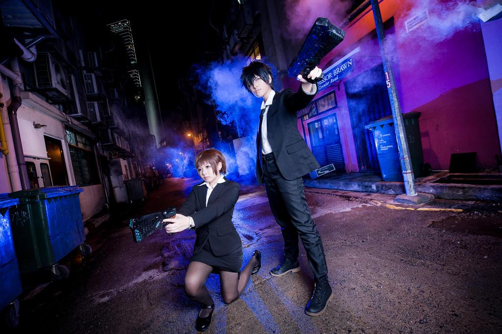 Teamwork by KikueShino