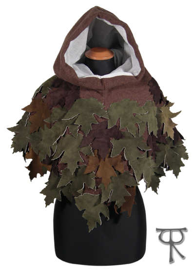 Leaves Hood by AstarteXOX