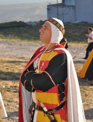 Medieval King by AstarteXOX